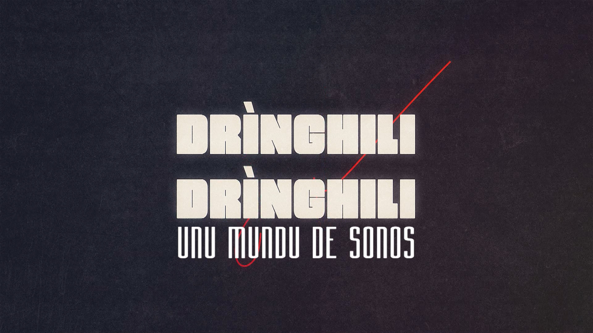 DRINGHILI DRINGHILI